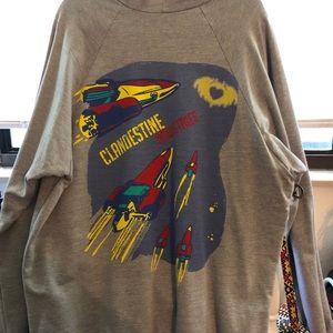 Clandestine Industries Tops - Clandestine Industries hoodie